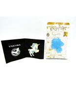 Unicorn Loot Crate Pin Wizarding World of Harry Potter + House Ghost Cha... - $24.70