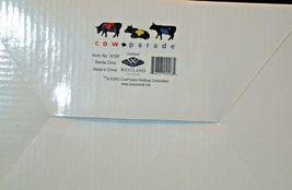 CowParade Santa Cow Westland Giftware # 9208 AA-191922 Vintage Collectible image 7
