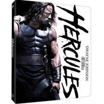 Hercules  Steelbook [Blu-ray + DVD]