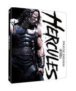 Hercules  Steelbook [Blu-ray + DVD]  - $7.95