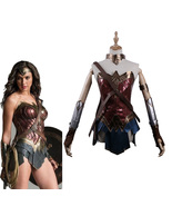 2017 Wonder Woman Justice League Dawn of Justice Cosplay Costume - $151.19