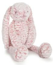 First Impressions Macys Macy's Stuffed Plush Bunny Rabbit Easter Baby Pink NEW - $59.39