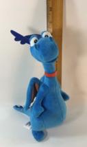 "**Stuffy Plush Dragon Doc McStuffins Disney Store item 8 1/2"" EUC Z4 - $5.99"