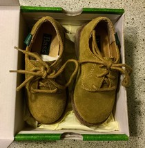 Baby Bass Tan Bucky II 2 Boys Shoes Size 8 M Leather 6547-261 With Box image 1