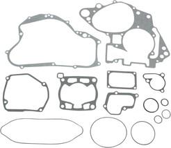 Moose Racing Complete Gasket Kit fits 2001 2002 2003 SUZUKI RM125 - $54.95