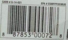 Scepter 00072 Easy Flo Spout Yellow Black Reduced Emissions Auto Shut Off Pkg 1 image 2