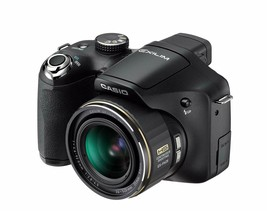Open Box Casio Exilim EX-FH25 10.1MP 20x Cmos Digital Camera Bundle 1 Yr Warran - $225.00