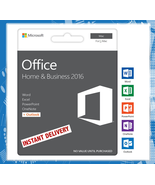Microsoft Office 2016 for Mac – Home & Business - 3 Mac Users - $11.90