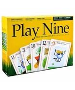 Play Nine Card Game - $15.99