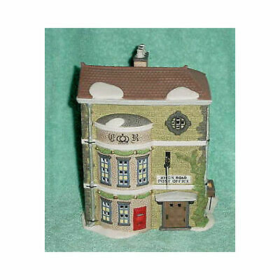 Primary image for Dept 56 Dickens Snow Village  King's Road Post Office 58017