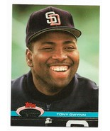 1991 Topps Stadium Club San Diego Padres Team Set with Tony Gwynn - $1.70