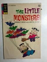 THE LITTLE MONSTERS #17 (1972) Gold Key Comics VG - $9.89