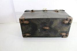 Vtg Bell System Aero-Fibre Service Telephone Technician Tool Box Tray USA Made image 8