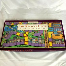 The Recycle Cycle Destinations in Science Game Addison Wesley - $16.37