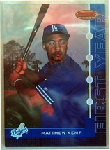 2005 BOWMAN'S Best Blau #96 Matthew Kemp / 499 Fy - $19.48