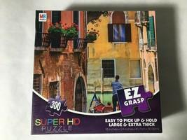 Puzzle Venice Canals 38355 (2013, Cardinal) 300 Pieces 18 x 24 Missing 1 Piece - $7.85