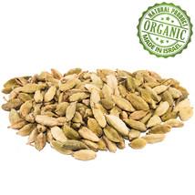 Organic Spice Green Cardamom Seeds Dried El Pods Pure Israel Seasoning F... - $16.83+