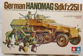 1/35 German Hanomag Sdkfz251/1 Kit No MM120 Series No. 20 - $12.75