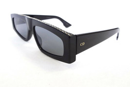 Dior Women's Sunglasses DIOR POWER 7C5/2K Black/Crystals 150 MADE IN ITA... - $235.00