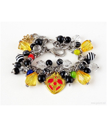 Cosmic Heart Charm Bracelet, Sailor Moon, Cosplay - $43.00