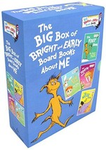 The Big Box of Bright and Early Board Books About Me (Big Bright & Early... - $20.37