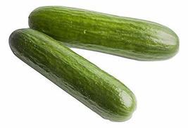 Sow No GMO Cucumber Straight 8 Straight Eight Non GMO Heirloom Garden Vegetable  - $5.71