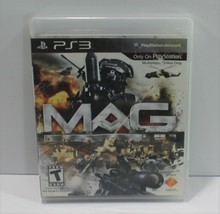 MAG Playstation 3 Game Case Manual - $6.29