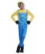 Minion Bob Child Costume Size Small Ages 4-6 Minions Halloween Despicabl... - $28.05