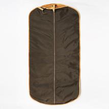 VINTAGE Louis Vuitton Brown Monogram Coated Canvas Garment Carrier - $635.00