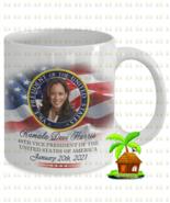Kamala Harris 49th Vice President Inauguration Commemorative Keepsake Co... - £12.91 GBP+