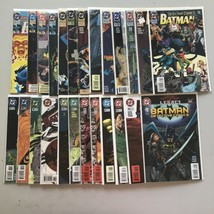 Lot of 25 Detective Comics (1937 1st Series) #661-700 VF Very Fine - $64.35