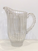 STUNNING MIKASA CRYSTAL PARK AVENUE 40 OUNCE PITCHER - $59.39