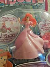 Widgets The Key To Fun Disney Princess Ariel Wind-Up Jouet Mecanique - $13.49
