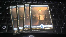 MTG Collectible Card #189/199 Island - $0.99