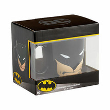 DC Comics by Our Name Is Mud Batman Sculpted Mug New with Box - $11.57