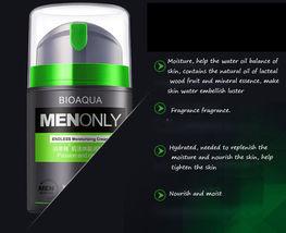 Skin Care Men Deep Moisturizing Oil-control Face Cream Hydrating Ageless Wrinkle image 9