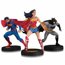 Limited DC Comics Designer Series Statues - Jim Lee Collector 3-Pack Statue Set - $199.99