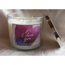 Bath and Body Works Signature Collection P.s I Love You Scented Candle 4oz - $100.00