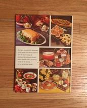 Vintage 1971 Better Homes and Gardens Blender Cookbook- hardcover image 2
