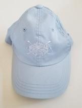 Minneapols Golf Club Hat Cap Strapback Light Blue Minneapolis Junior Spo... - $9.89