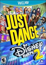 Just Dance Disney Party 2 - Wii U Standard Edition [video game] - $8.97