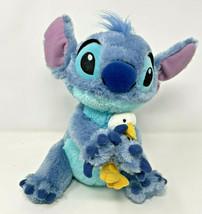 Rare Disney Store Lilo Stitch Duckling Ducky Holding Duck Plush Toy - $49.99
