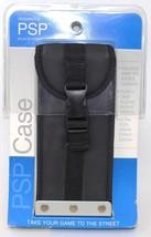 Sony PSP Playstation Portable Travel Case Black Game System Storage - $8.12
