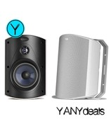 Polk Audio Atrium 6 White Open Box All-Weather Indoor/Outdoor Speakers P... - $239.99