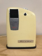 Vintage Mid Century Rival Ice-O-Matic Electric Ice Crusher - $20.97