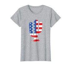 Brother Shirts - Cactus Desert American Flag 4th Of July TShirt USA Patriotic Wo - $19.95+