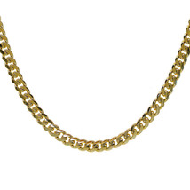 14K Yellow Gold 26 Inch Cuban Link Chain 59 Grams - $3,513.51