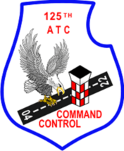 US Army 125th Air Traffic Control – Command Control Sticker - $9.89