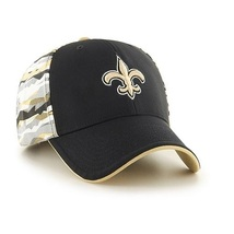NEW NFL Carrier MVP Structured Adjustable Cap by '47 Brand - New Orleans Saints - $5.00