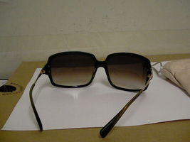 Oliver peoples new sunglasses womens dulaine 61/17 brown lenses made in japan image 4